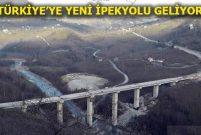 2. Abdülhamid'in çizdiği Ordu-Sivas Yolu projesi tam gaz