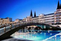 Mardan Palace Otel'in sahibi AST İnşaat iflas etti