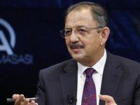 Mehmet Özhaseki: Bina bazlı dönüşüm, doğru bir dönüşüm değil