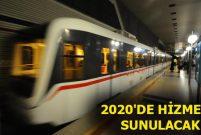 Yenikapı-Sefaköy Metro Hattı'nda çalışmalar başladı