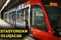 Sürücüsüz metro 3 gün daha hizmet vermeyecek