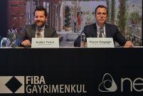 Nef Çekmeköy Ormantepe projesi basına tanıtıldı