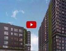 Optimist Residence Fikirtepe'de gök bahçeleri kuruyor
