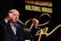 Cumhurbaşkanı Erdoğan'dan yatay mimariye esaslı vurgu