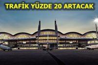 Sabiha Gökçen Havalimanı'nda ikinci pist 2018'de açılıyor