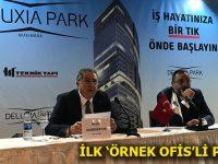 Teknik Yapı, Deluxia Park Business projesini satışa çıkardı
