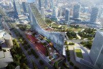 YDA Center'a Avrupa'dan En İyi Ofis Mimarisi ödülü