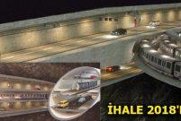 3 Katlı Büyük İstanbul Tüneli'nde model değişti
