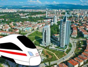 Ankara'nın markalı konut üreticileri metroyu gözlüyor