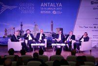 Antalya Gelişen Kentler Zirvesi'nin sonuç bildirgesi açıklandı
