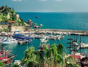 Antalya Kepez'de satılık 8 arsa