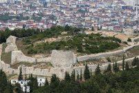 Tarihi Aydos Kalesi'nin restorasyonunda sona yaklaşıldı