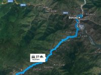 KGM Trabzon, Borçka ile Murgul arasına yol yaptırıyor