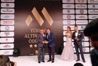 Ceylan İnşaat Türkiye'nin altın markası seçildi