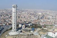 Cumhuriyet Kulesi inşaatı yeniden başlayacak