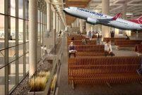 YDA, Dalaman Havalimanı'yla kapalı alanda ikinciliğe yükselecek