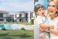 Ece Erken, Çeşme Ilıca'dan 2 milyon TL'ye villa aldı