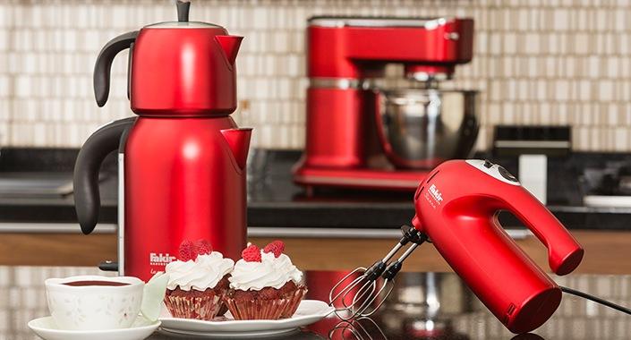 Yeni yılda evleriniz Fakir Rouge serisi ile renkleniyor
