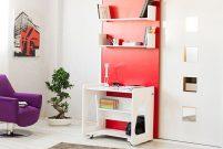 2 metrelik duvara sığabilen, kapsamlı genç odası Studio 5