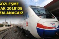Bakan Arslan'dan Gaziantep ve Şanlıurfa'ya hızlı tren müjdesi