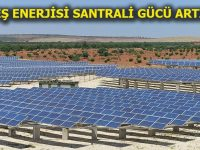 Türkiye'de GES sayısı bin 42'den 2 bin 442'ye ulaştı