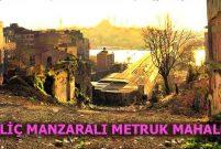 M2 Yenikapı-Hacıosman Metro hattı bitince kaderine terk edildi