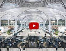 İstanbul 3. Havalimanı'na 3 boyutlu animasyon filmi