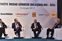 İMSAD Başkanı Erdoğan: 3. çeyrekte inşaat sektörü iyi büyüdü