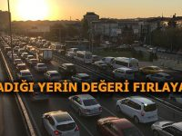 İstanbul'da şehir içine yeni 10 km yol, 40 km tünel planlanıyor