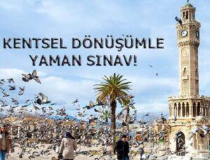 İzmir Karabağlar ve Konak'ta 440 milyon TL'lik 2 dev dönüşüm