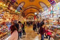 Yabancı turistler geçen yıl 1,4 milyar liralık alışveriş yaptı