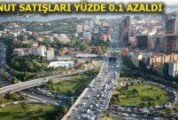Türkiye genelinde kasımda 122 bin 732 konut satıldı