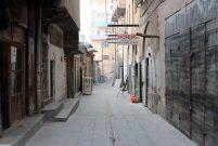 Mardin'de tarihi mekanlarda düzenleme çalışması başladı