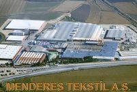 Menderes Tekstil İzmir Bornova'dan 9 dönüm arsa aldı