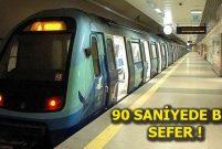 Üsküdar-Ümraniye-Çekmeköy metrosu cuma günü açılıyor