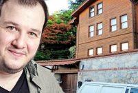 Şahan Gökbakar Rumelihisarı'ndaki villasını ofise çevirdi