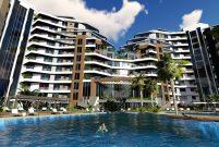 Antalya Sunis Residence'a Alpugan Mimarlık imzası