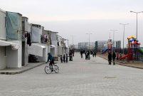 Geçici barınma merkezleri Suriyelilerin evleri oldu