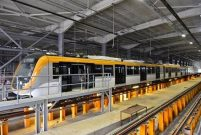 Türkiye'nin ilk sürücüsüz metrosu bugün açılıyor