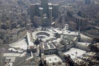 Suudi Arabistan'dan Mekke için imar projesi