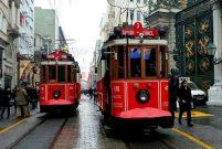 Taksim'deki nostaljik tramvay yeniden açılıyor