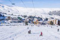Türkiye'nin önemli kayak merkezine 3 yeni pist yapılıyor