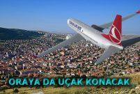 Yozgat Havalimanı'nın ihalesi 15 Ocak 2018'de!