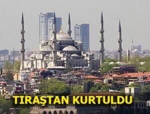 Zeytinburnu 16/9 kuleleri yasallaştı