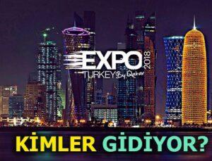 Expo Turkey by Qatar Fuarı 2018 katılımcı listesi