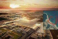 İstanbul Yeni Havalimanı'na 15 bin metrekare dolgu yapılıyor