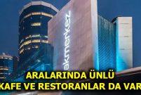 Akmerkez'de projeye aykırı bölümlere yıkım kararı