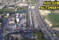 Kanal İstanbul ile en çok Altınşehir'in değeri artacak