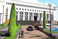 Yargıtay Başkanlığı İncek'te tek çatı altında toplanıyor