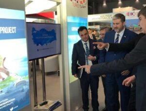 Antalya'nın mega projeleri Katar'da yoğun ilgi gördü
